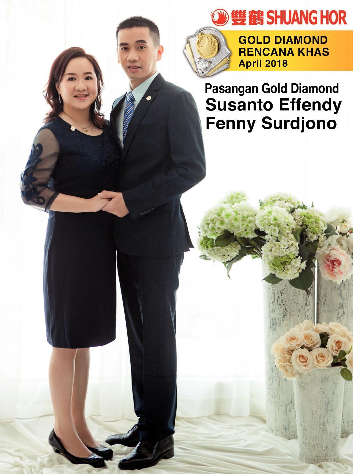 Gold Diamond Album April 2018 (Malay)