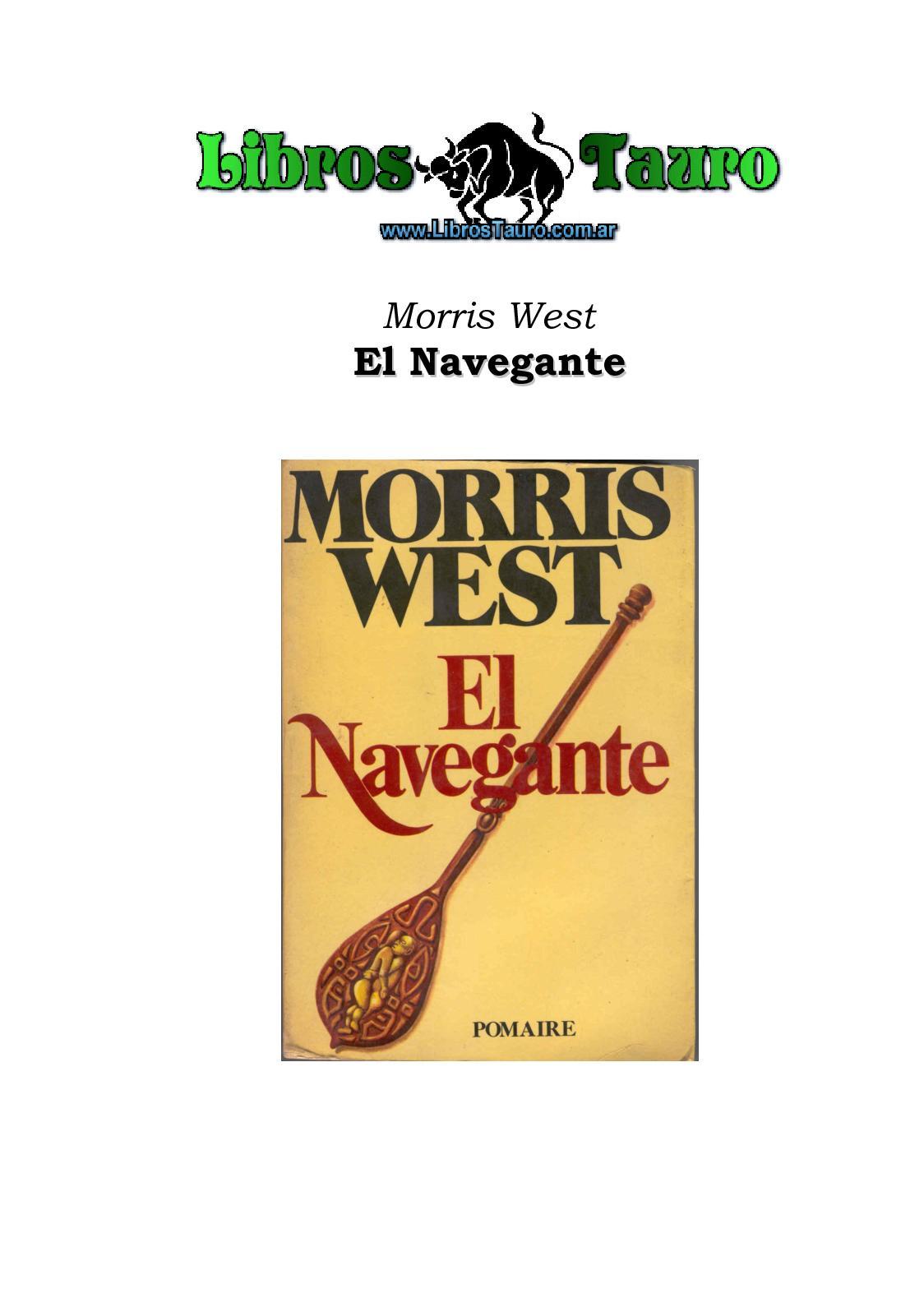 Calaméo - West, Morris - El Navegante