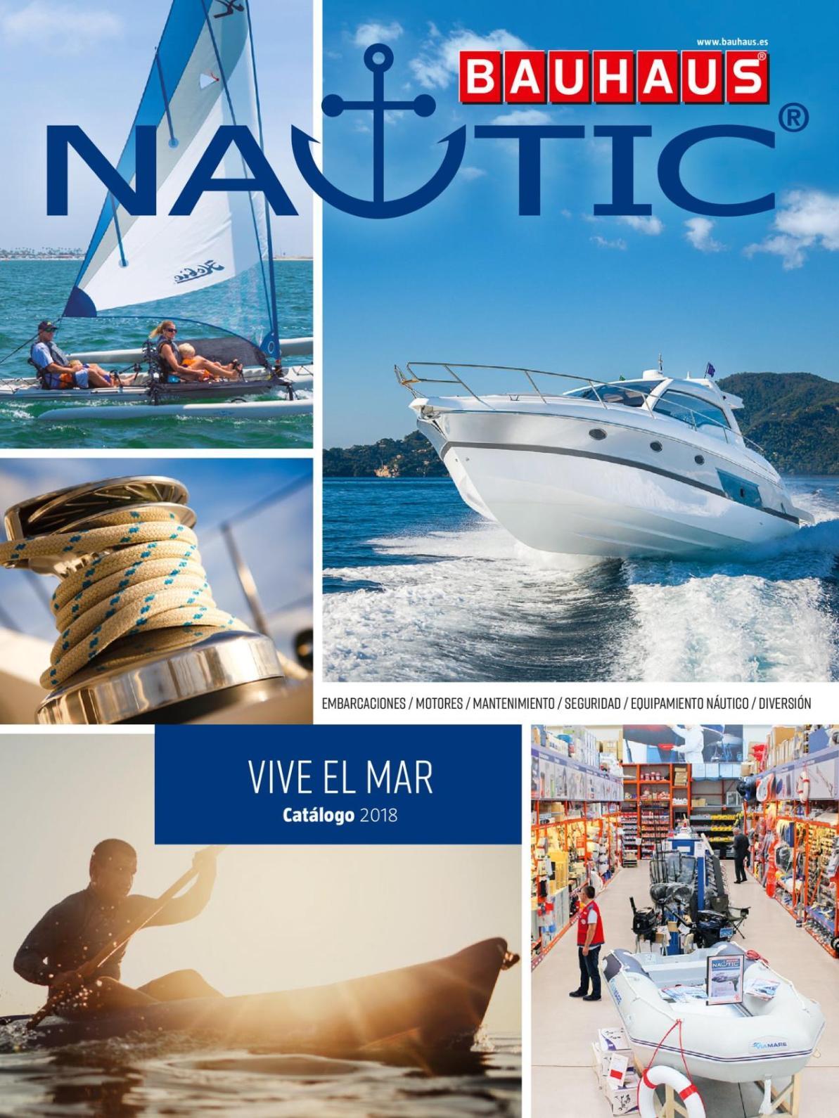 Bauhaus: Nautic.Vive el mar
