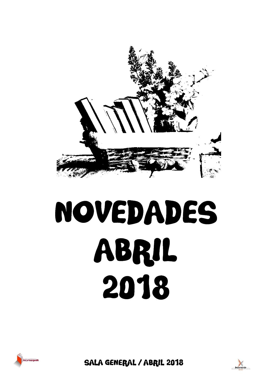 Calaméo - Novedades Adultos Abril
