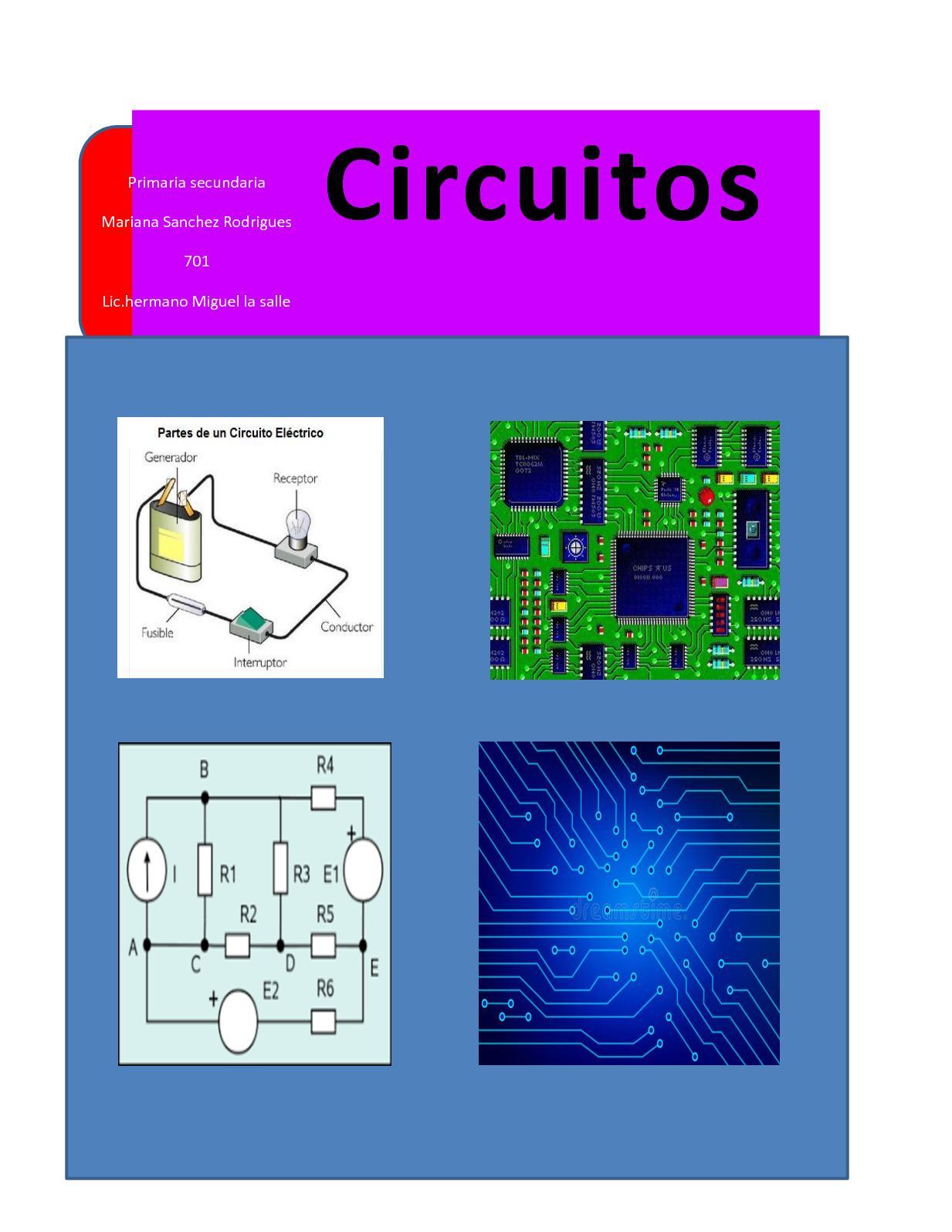 Circuito Hidraulico Mixto : Calaméo circuitos