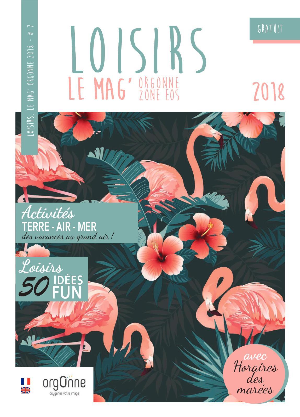 Mag'Loisirs 2018 Laetitia Vitaux
