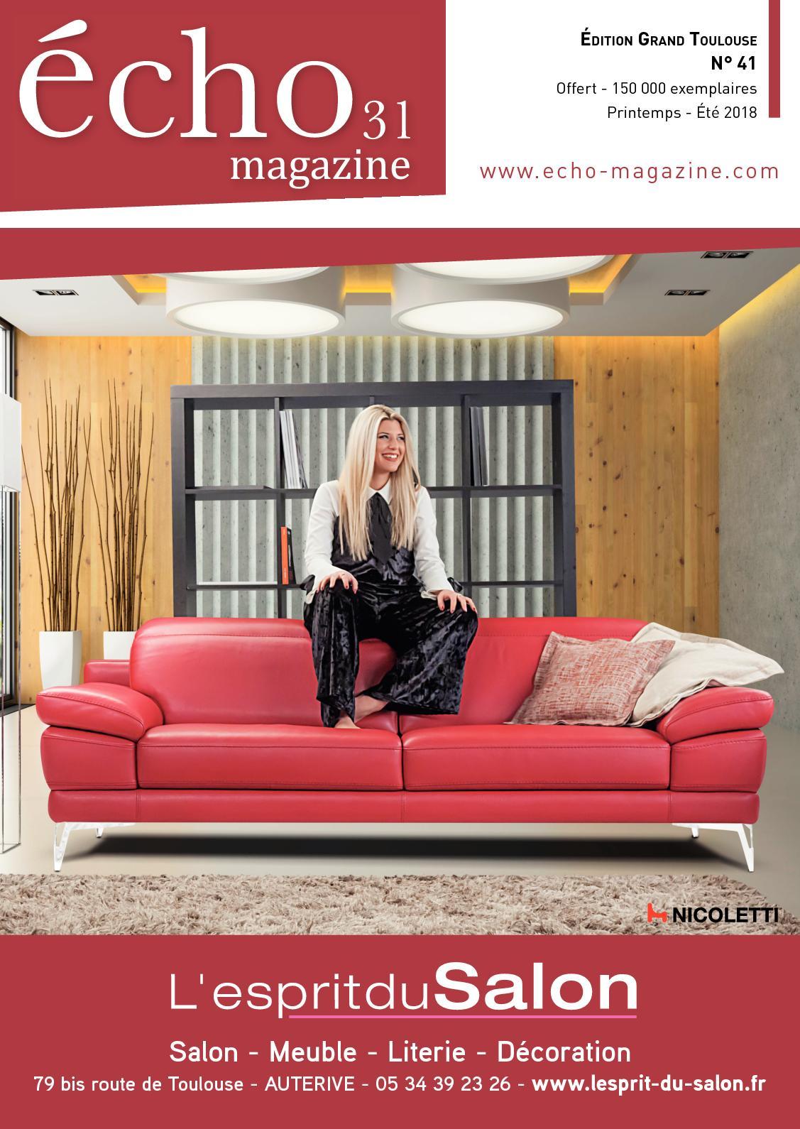 Calameo Echo Magazine Toulouse N 41