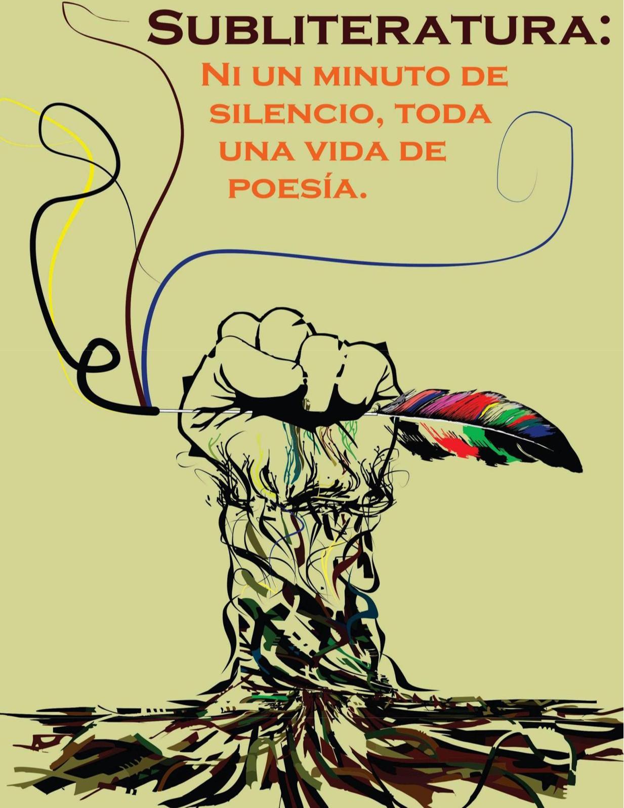 Calaméo - SubLiteratura: Ni un minuto de silencio, toda una vida de ...