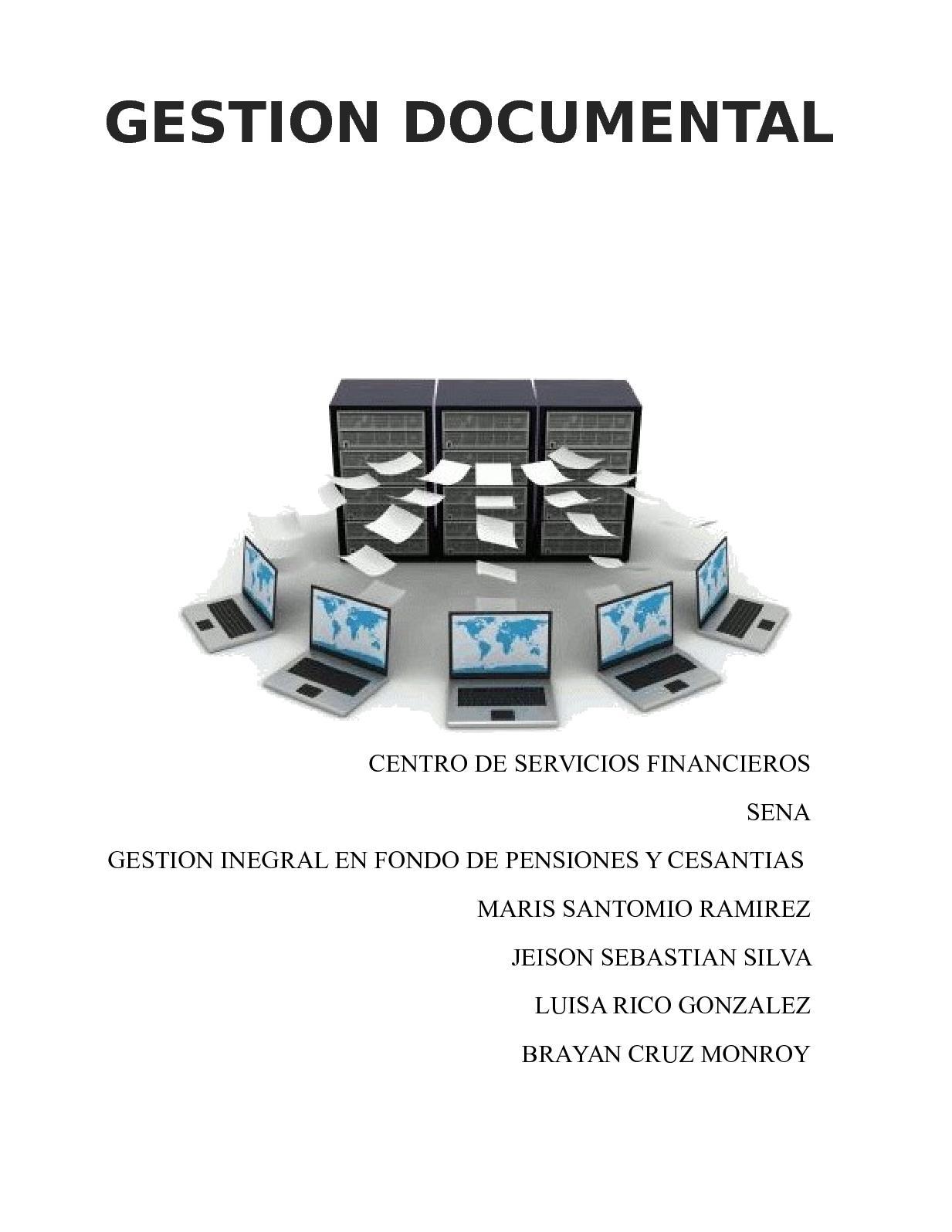 Cartilla Gestion Documental