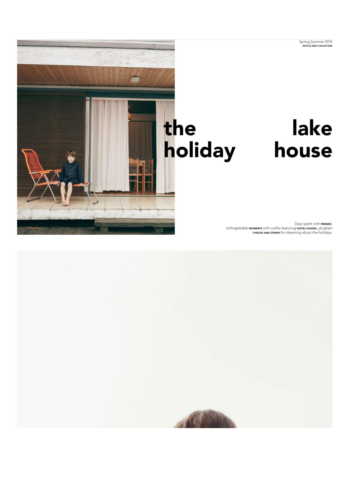 Massimo Dutti: Kids Especiales The Holiday