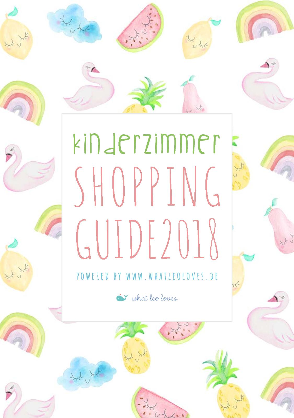 Calaméo - Kinderzimmer Shopping Guide 2018