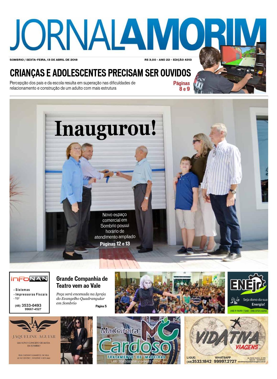 Jornal Amorim - 13-04-18