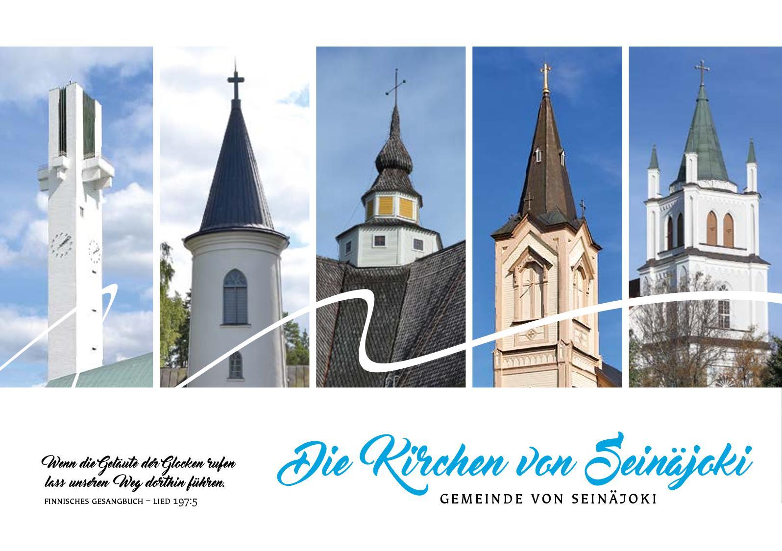 Calaméo   Die Kirchen Von Seinajoki Auf Deutsch