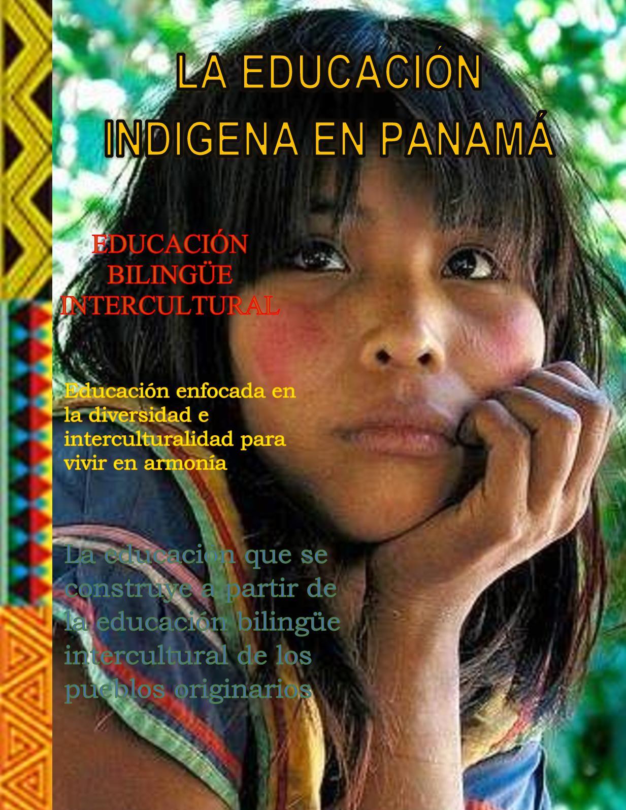 La educación indígena en panamá
