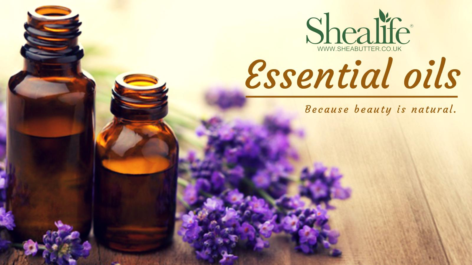 Use and Benefits of Pure and Natural Shealife Essential Oils