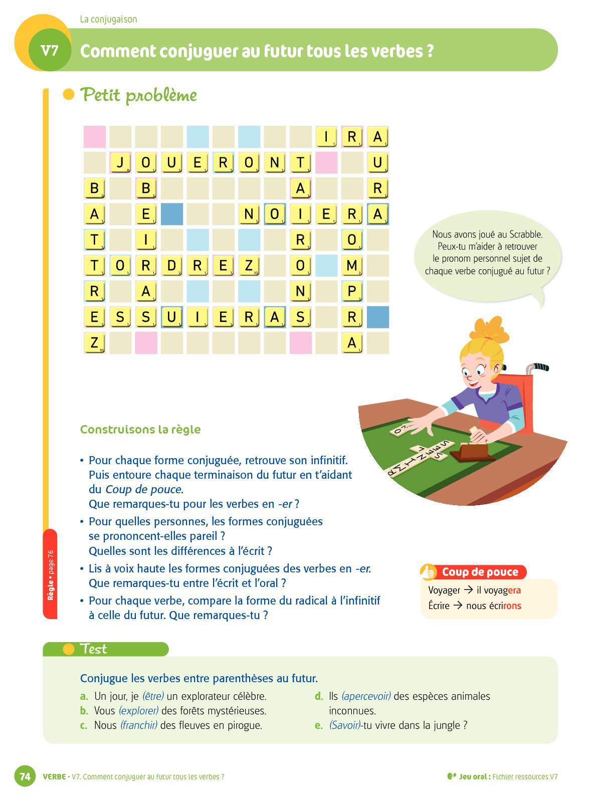 Interlignes Etude De La Langue Cm2 Calameo Downloader