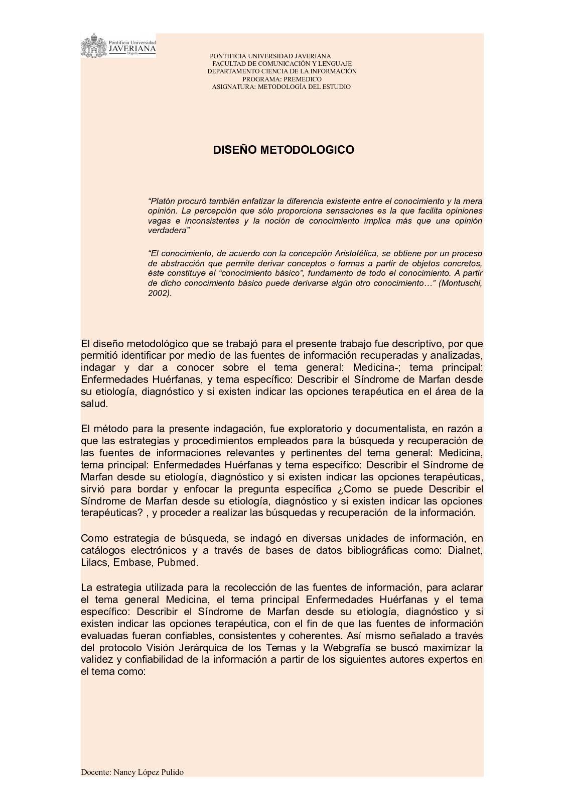 Calaméo - Diseño Metodologicoc