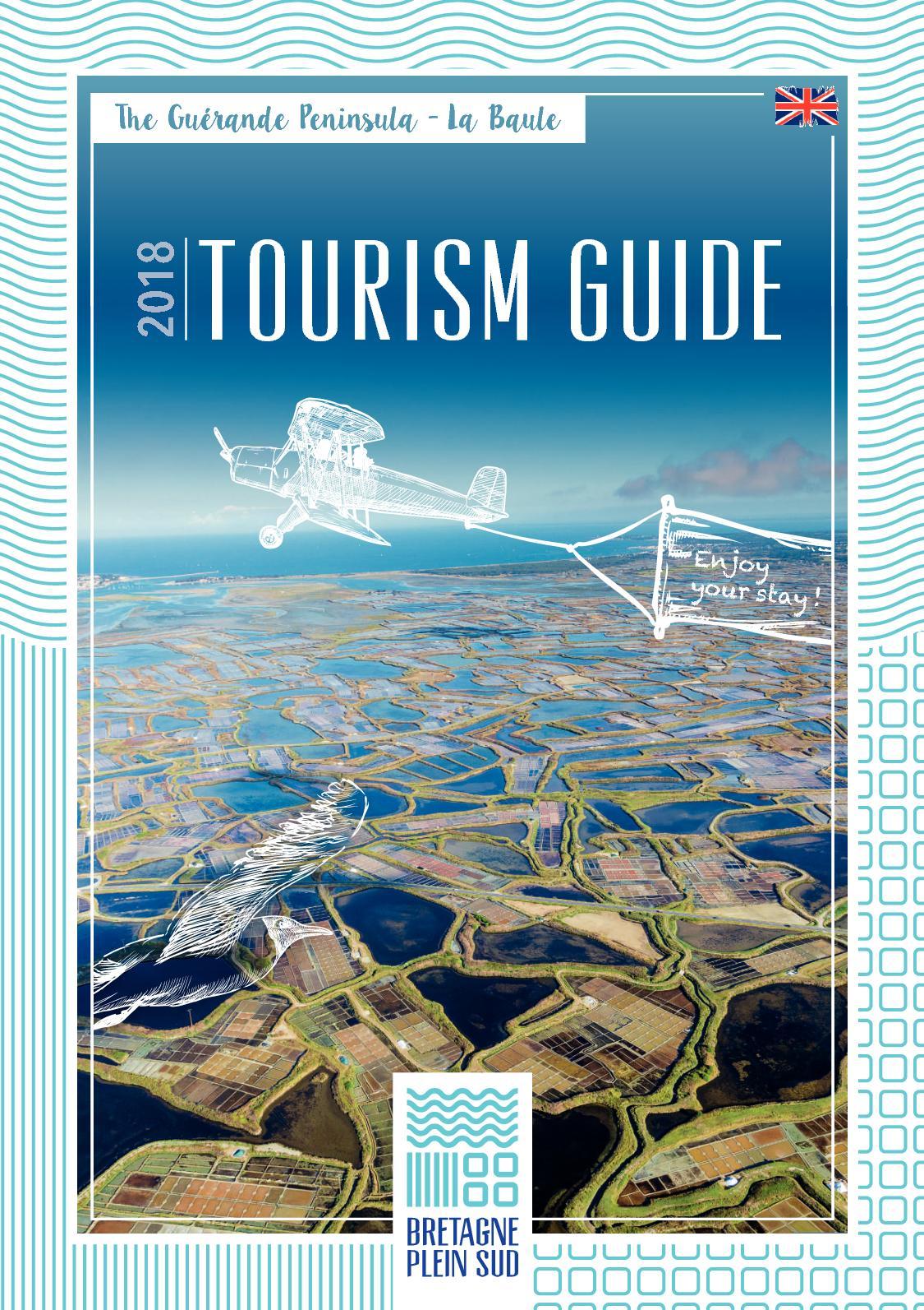 Calaméo - Tourism Guide 2018 - Destination Bretagne Plein Sud - EN