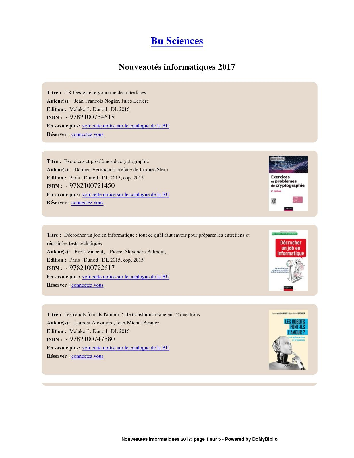exercices et problemes de cryptographie informatique french edition