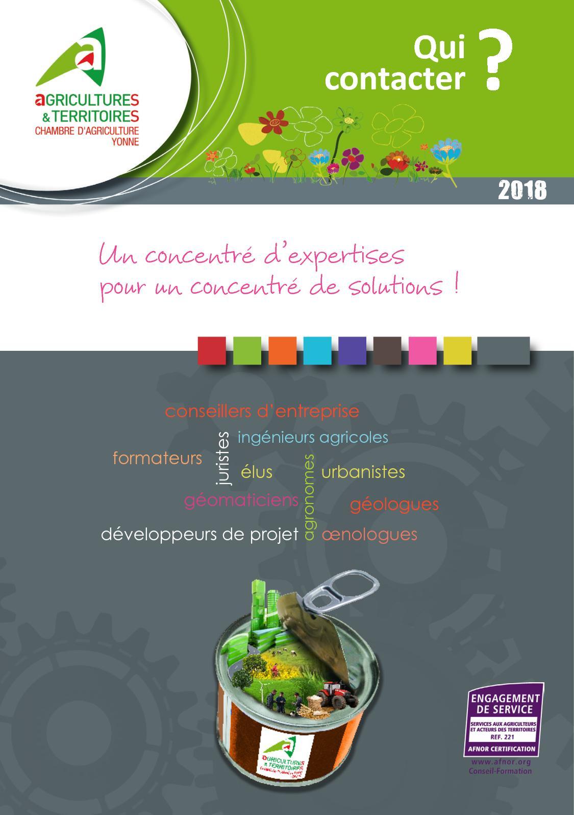 Calam o contacts chambre d 39 agriculture de l 39 yonne - Chambre agriculture yonne ...