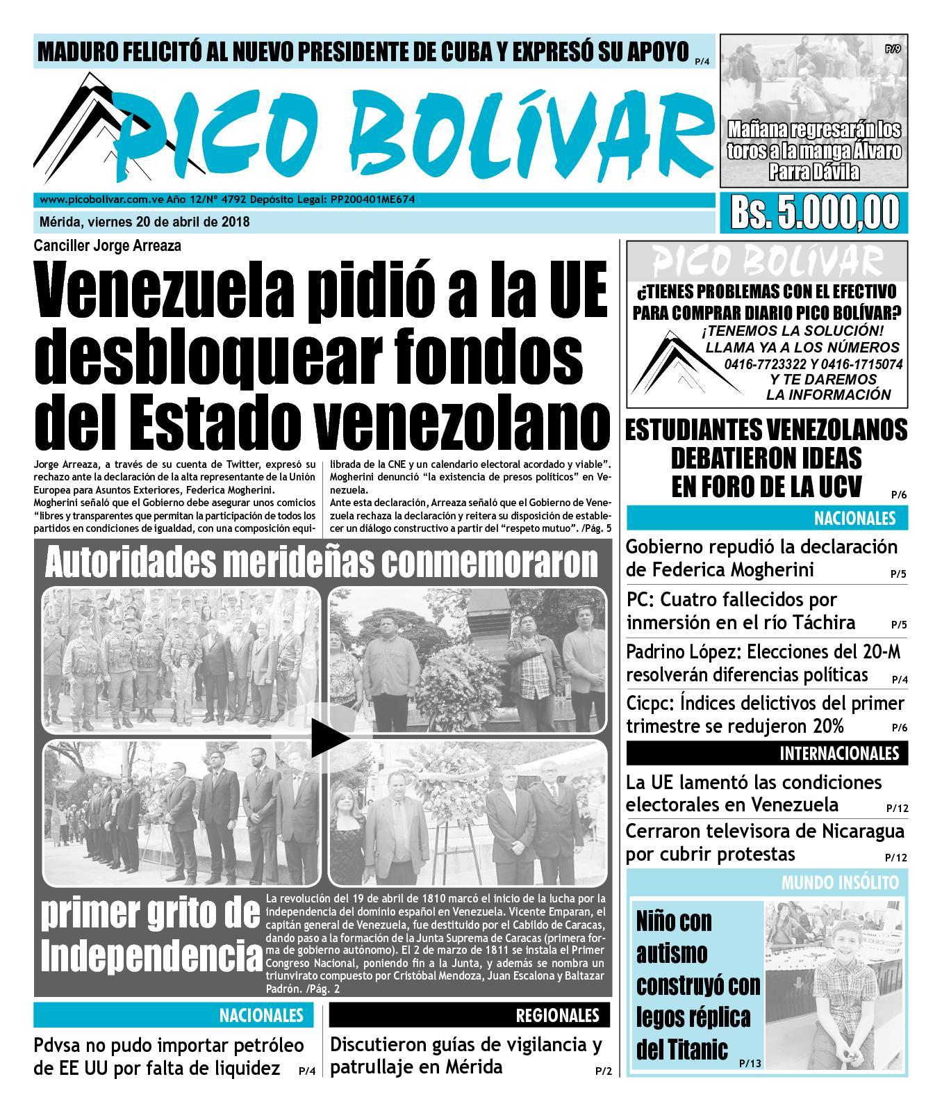 Calaméo - Diario 20/04/2018