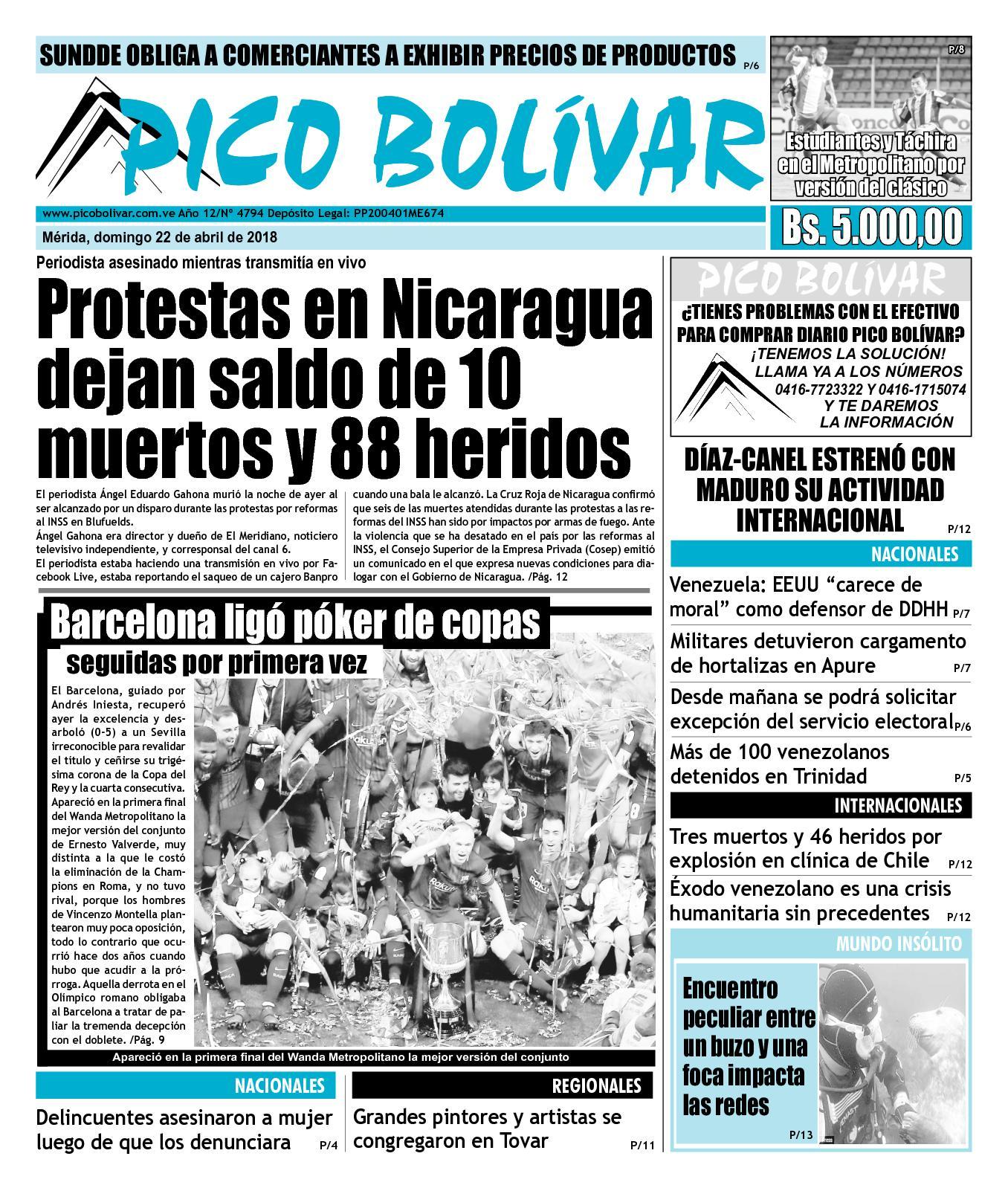 Calaméo - Diario 22/04/2018