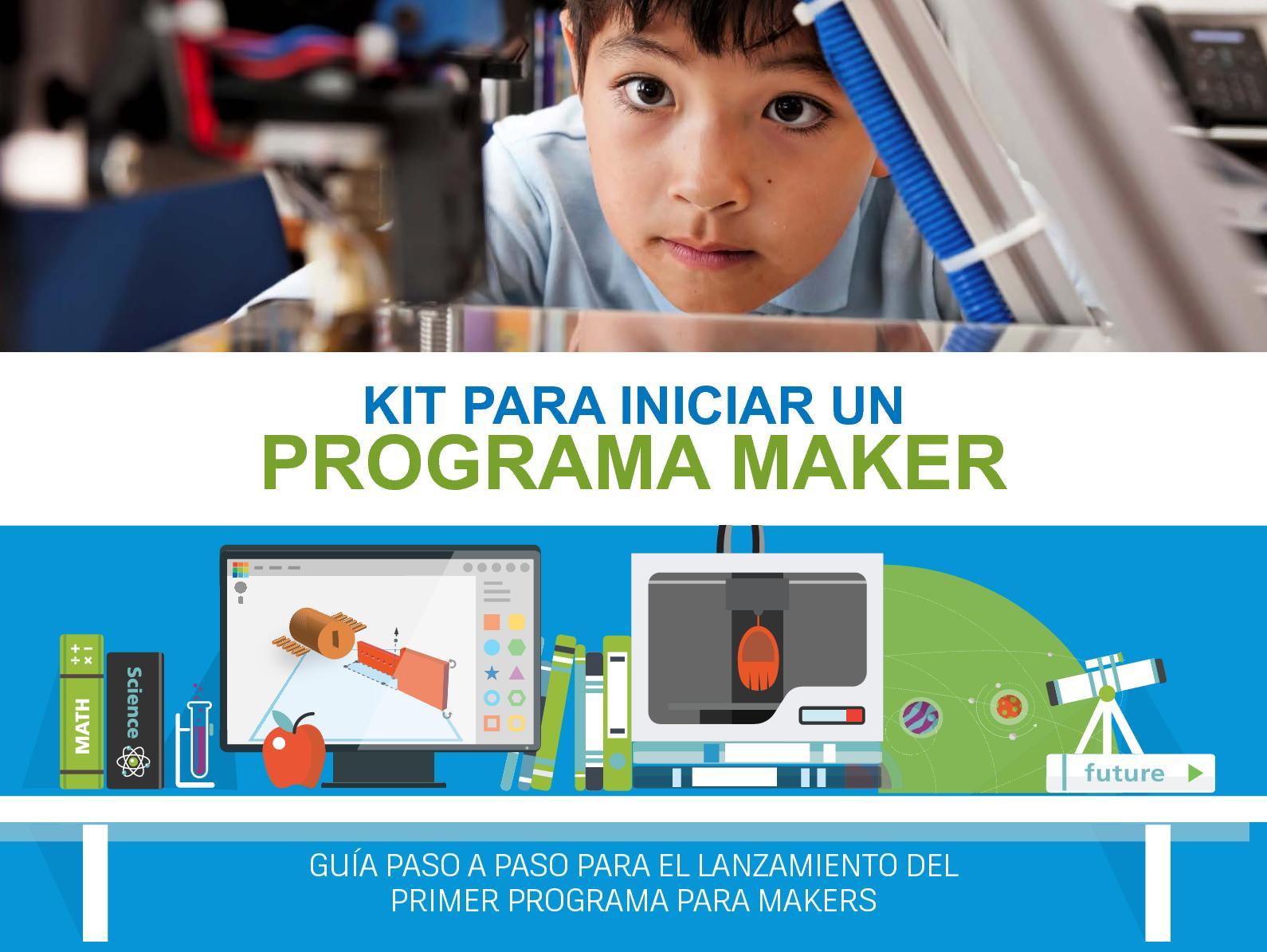 Calaméo - Tinkercad Starter Kit Spanish
