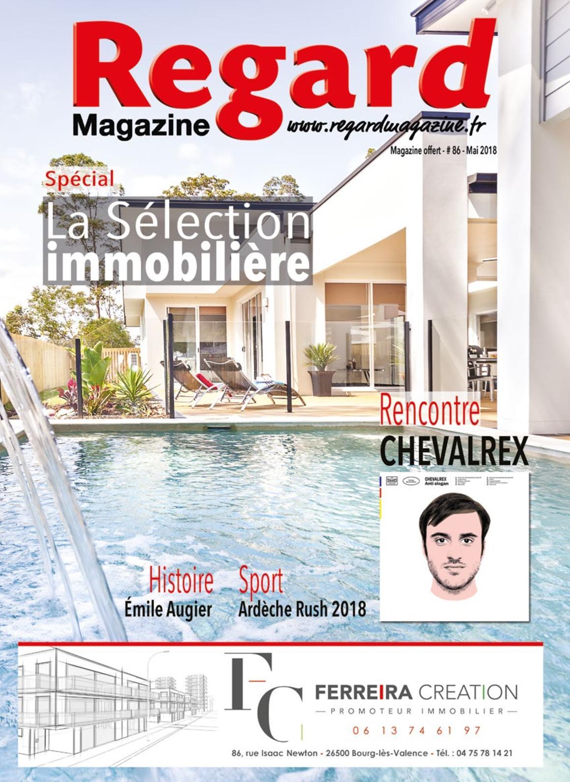 Regard Magazine #86 IMMOBILIER