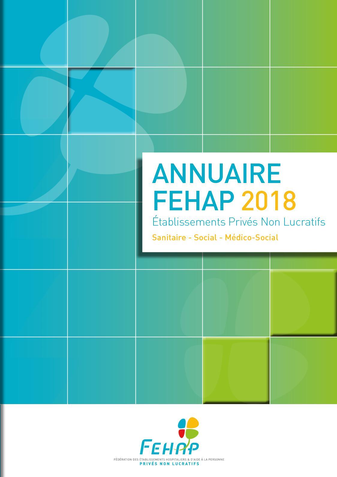 Calameo Annuaire Fehap 2018