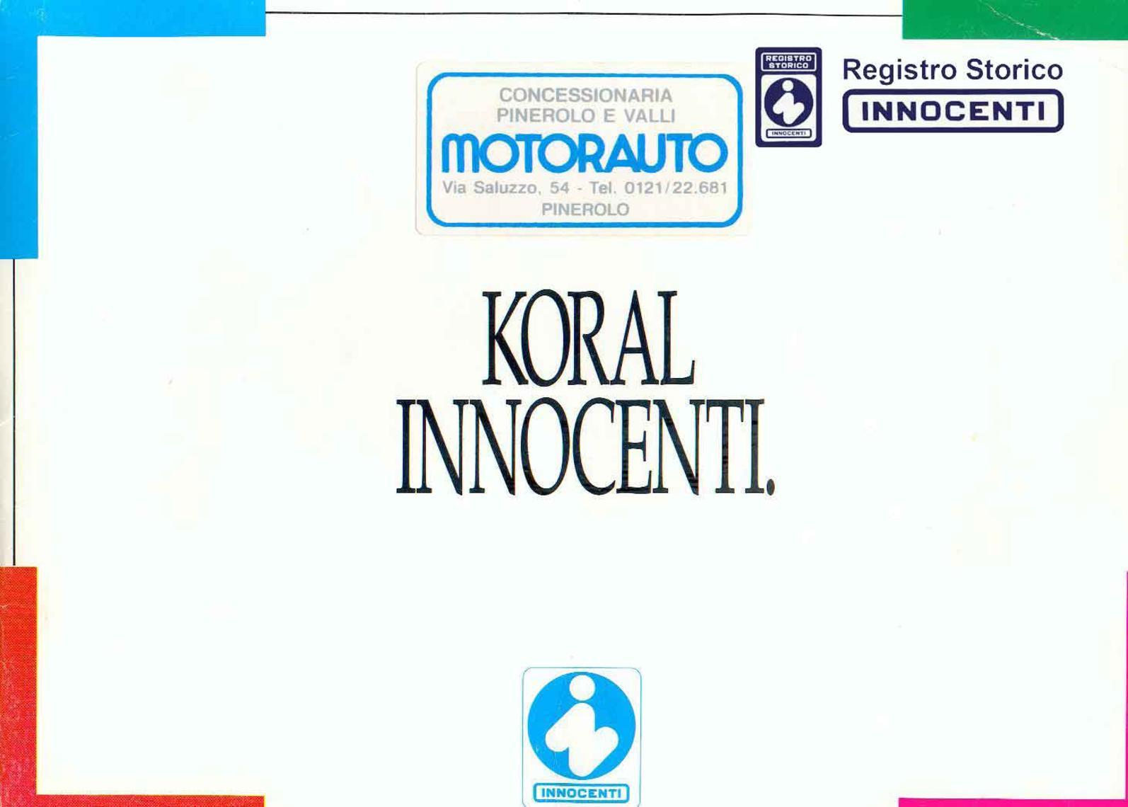 1990-Brochure Koral