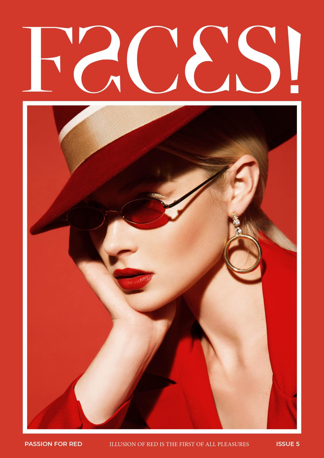 FACES! - ISSUE 5