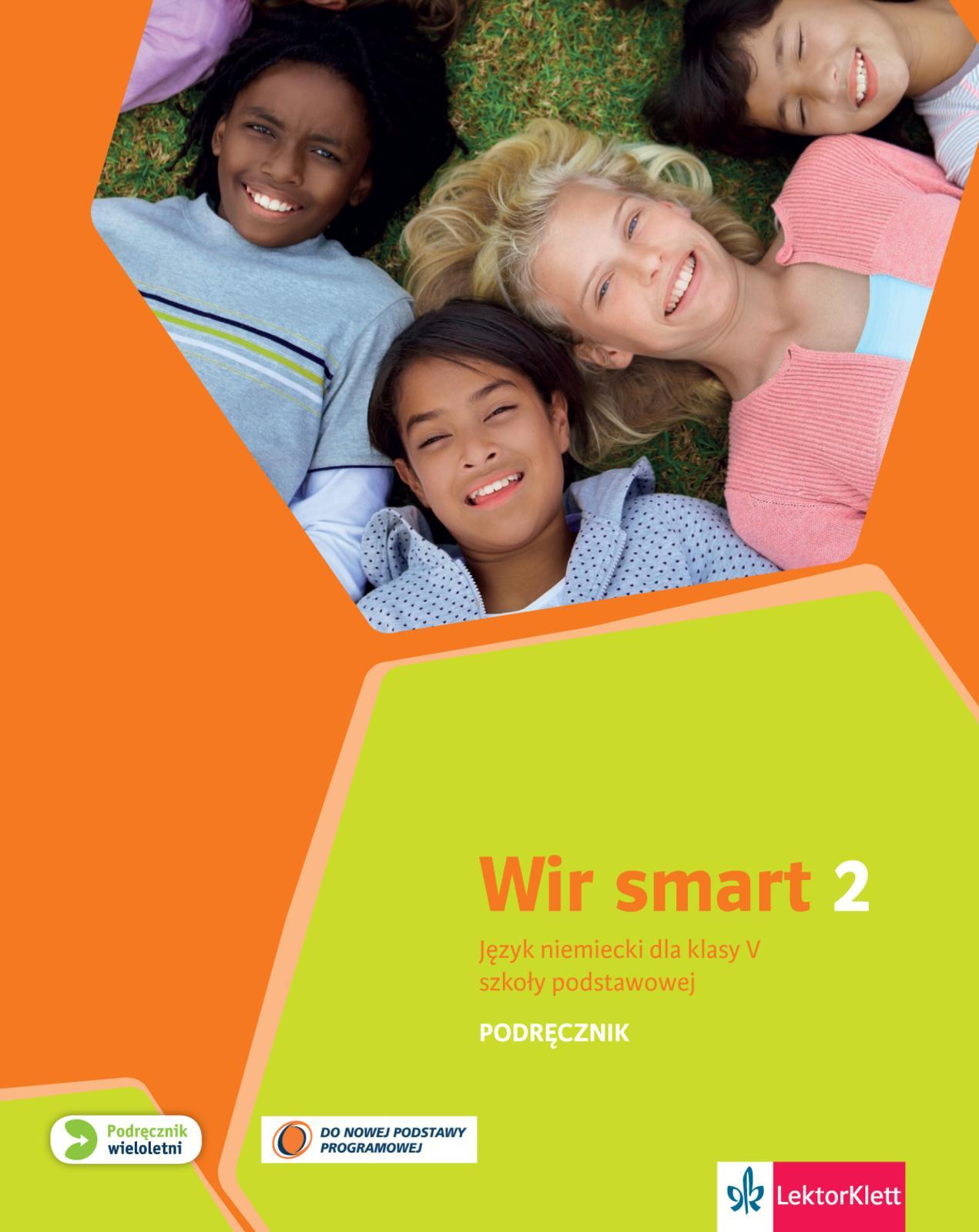 Wir Smart 2. Podręcznik