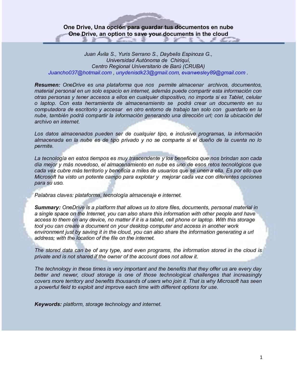 Calaméo - Trabajo Final De Didáctica y tecnologia