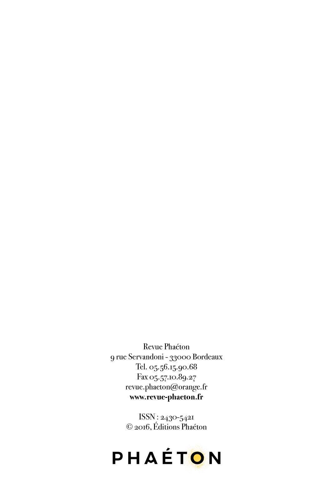 Calaméo - Revue Phaéton 2016 90a89c9d75f