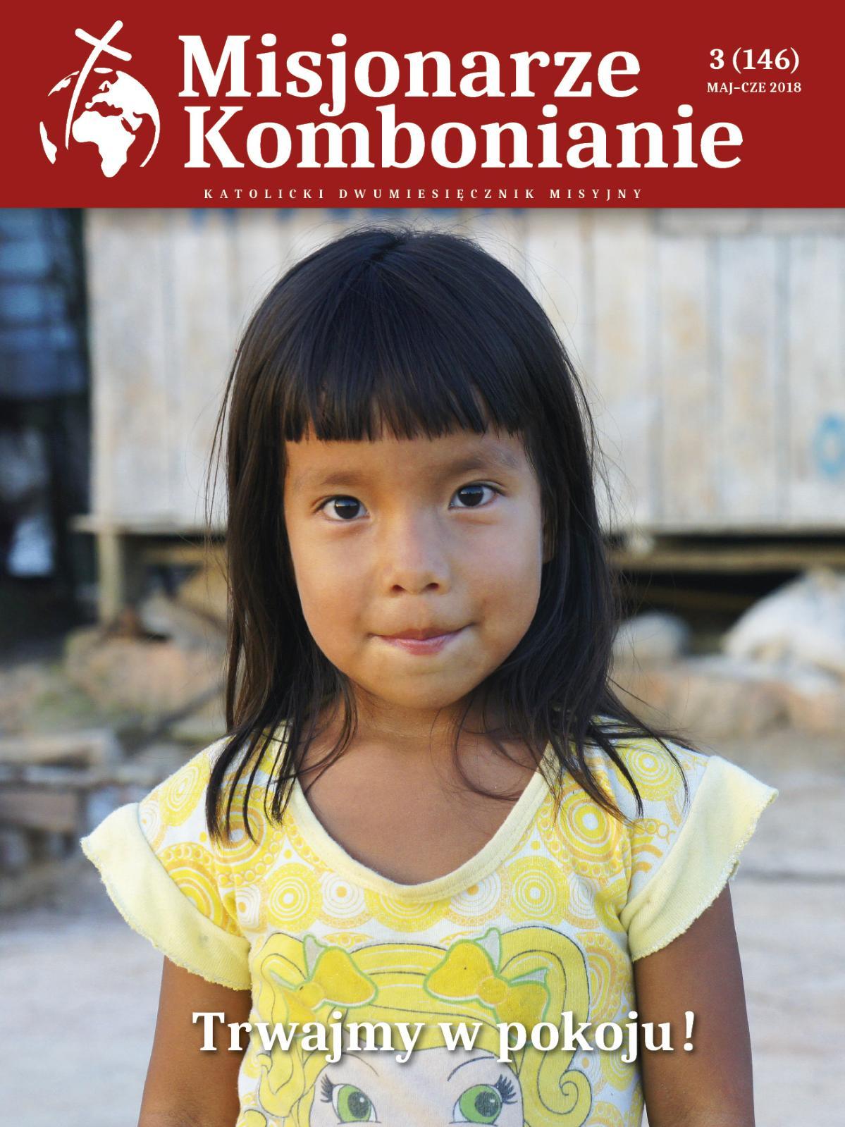 Misjonarze Kombonianie 3/2018