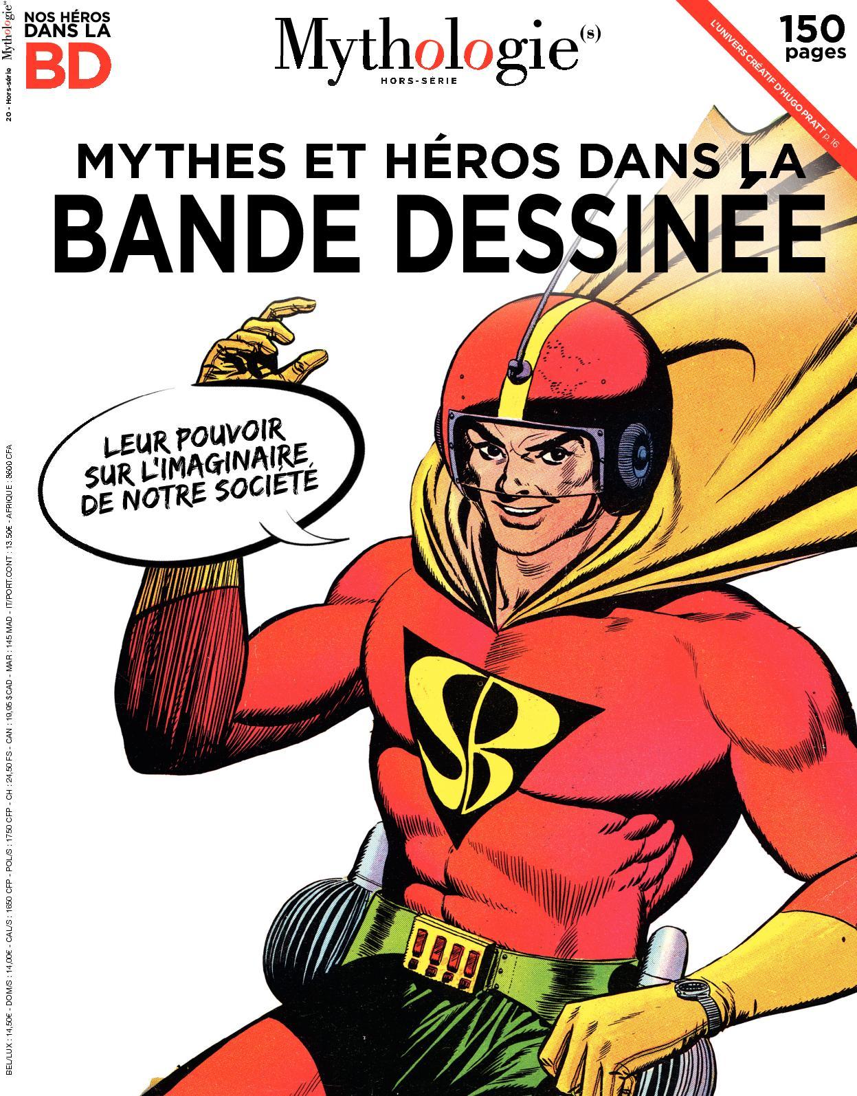Mythologies - Mythes & Héros des BD