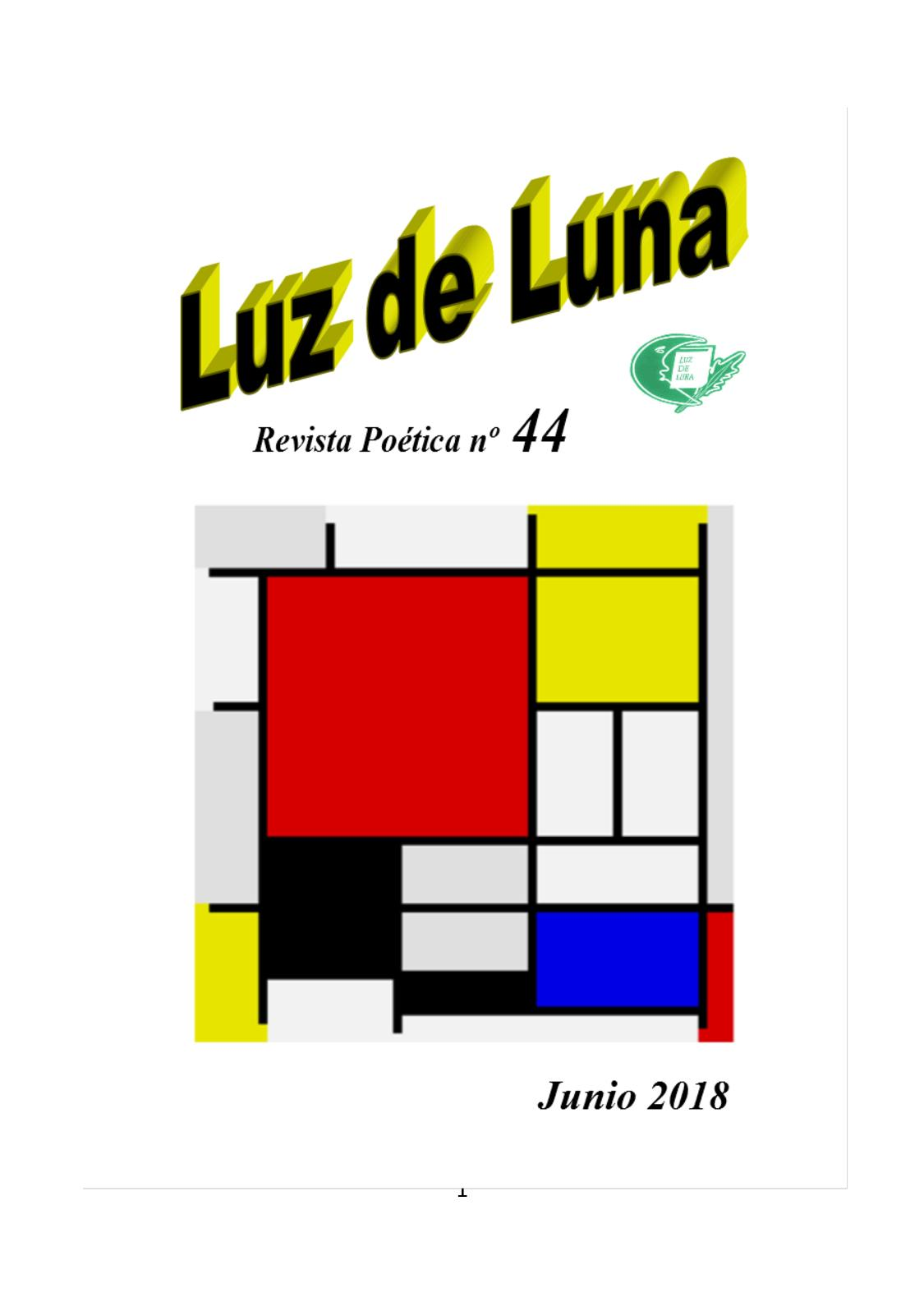 Revista 44 Luz de Luna