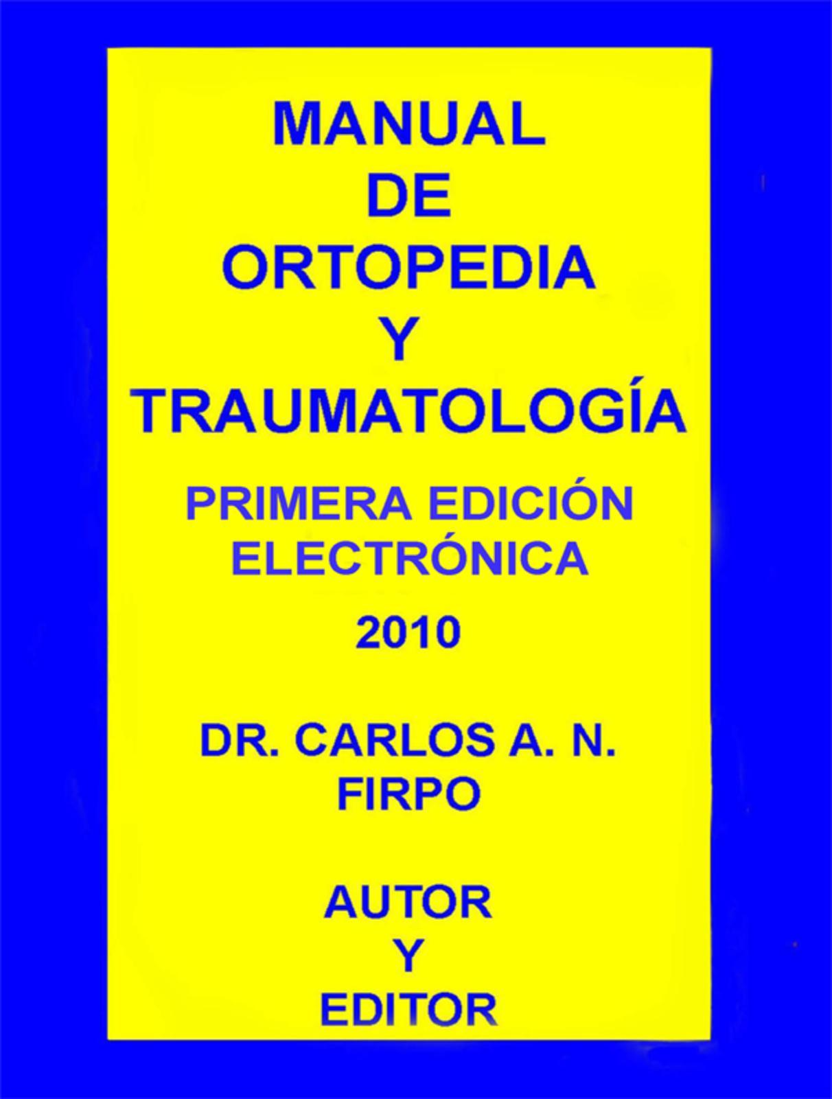 Calaméo - Manual De Traumatologia a831969b48f8
