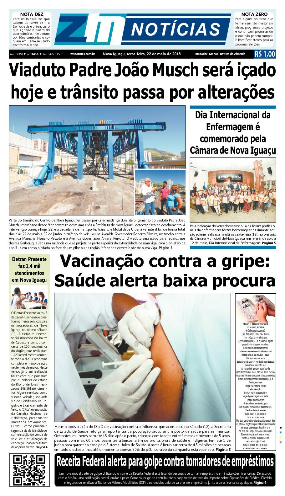 ZM Noticias - Edição 220518