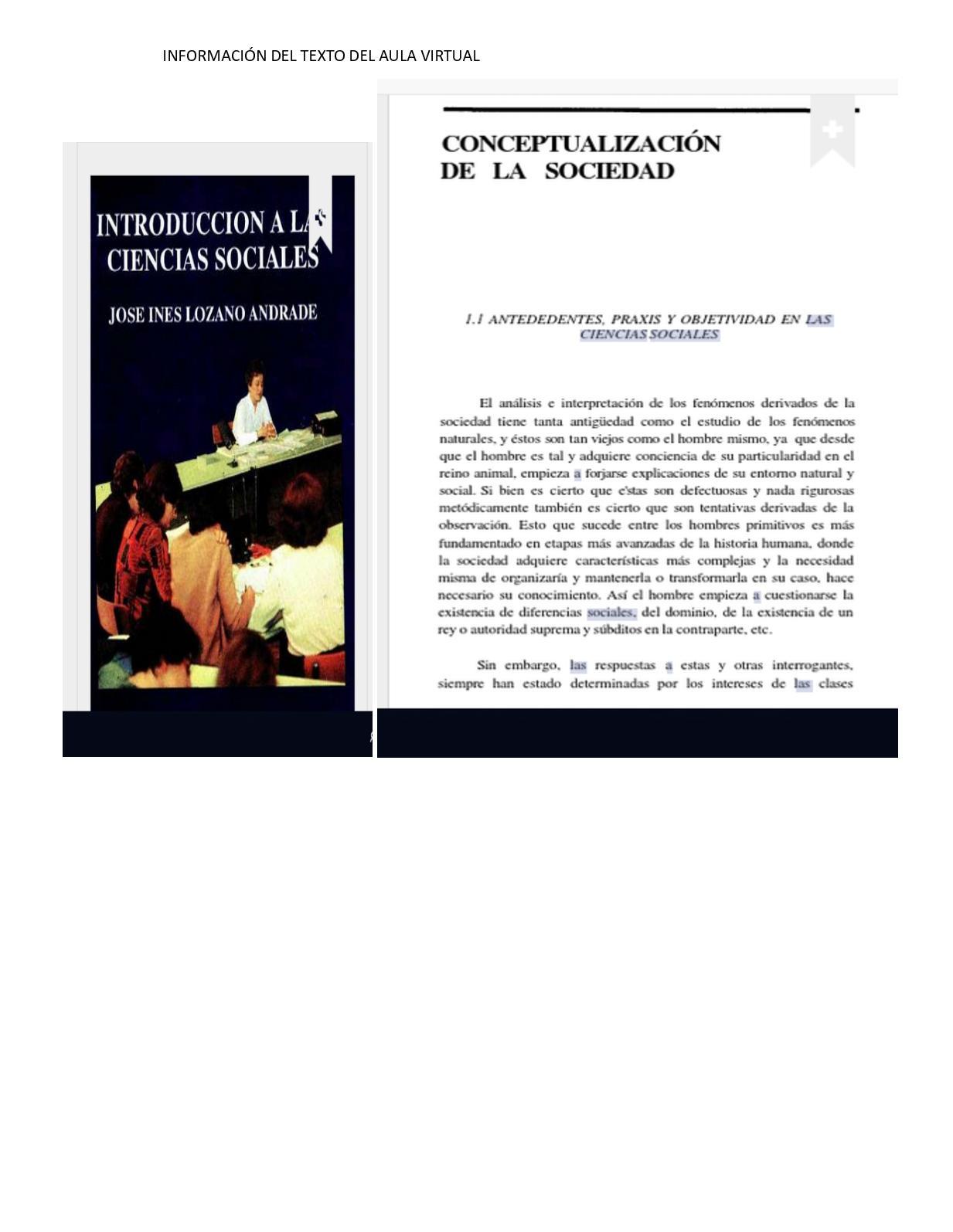 Información Del Texto Del Aula Virtual
