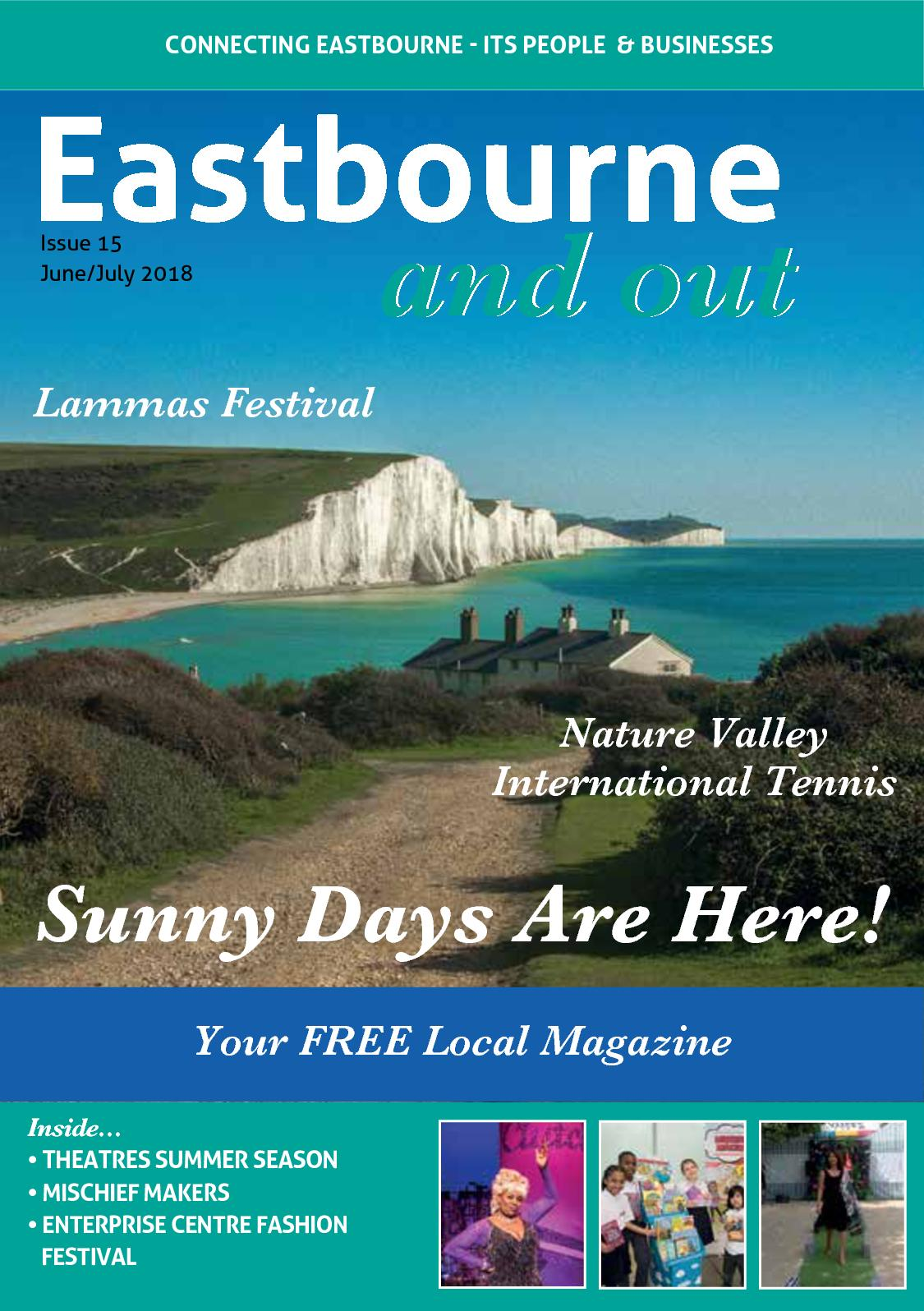 Calaméo - Eastbourne and Out Issue 15