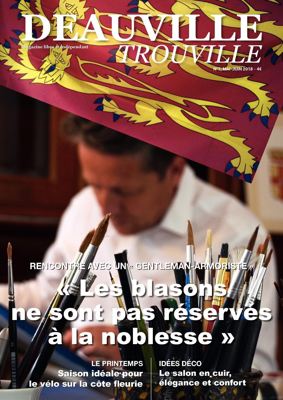 cb86417f0172 Calaméo - Deauville Trouville Magazine n°7 - mai-juin 2018