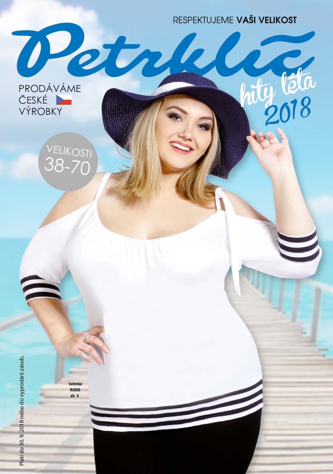 0dba52336d8 Calaméo - Petrklíč Plus Size Summer 2018