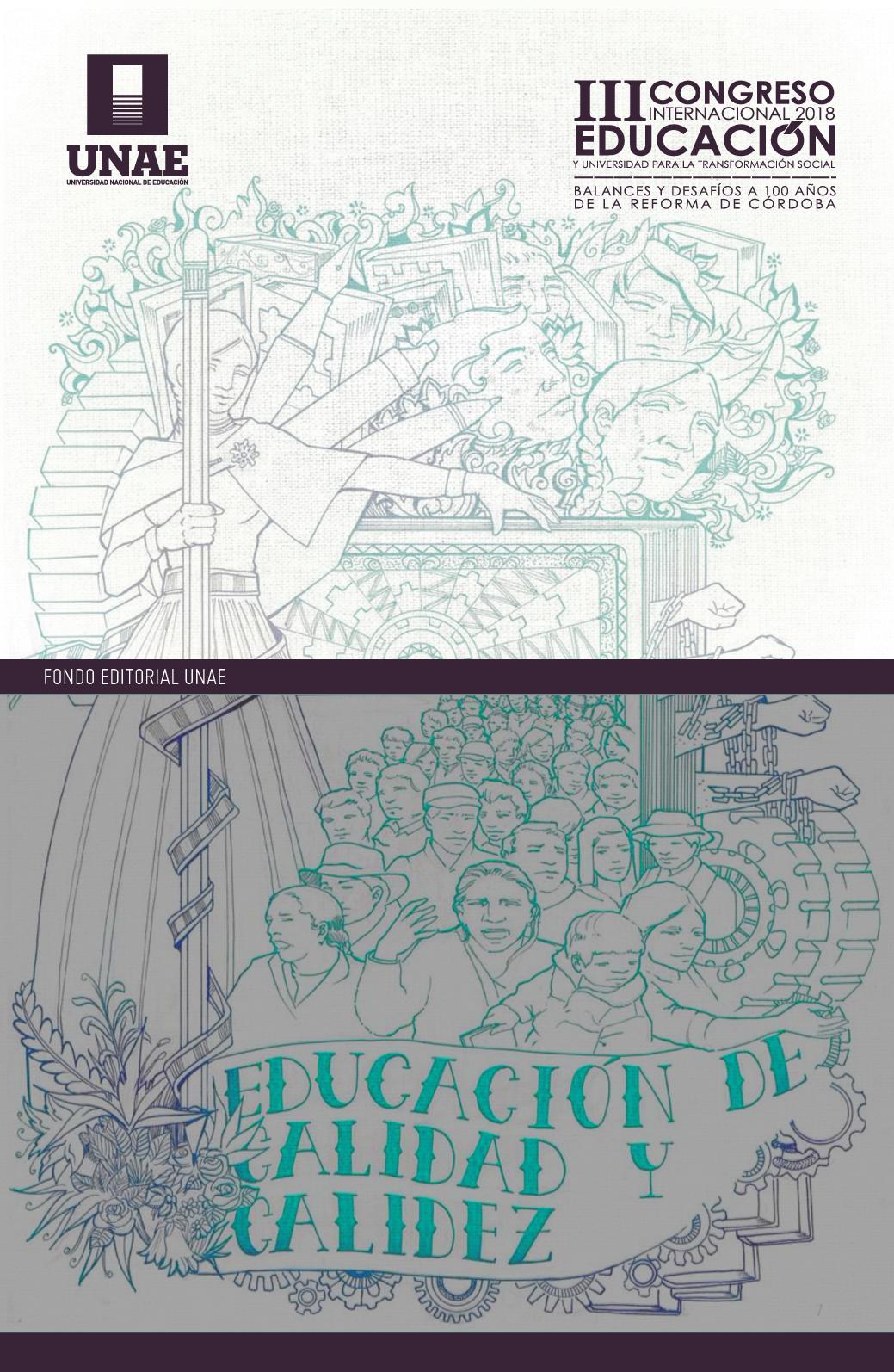 Calaméo - III CONGRESO INTERNACIONAL DE EDUCACIÓN Y UNIVERSIDAD PARA ...