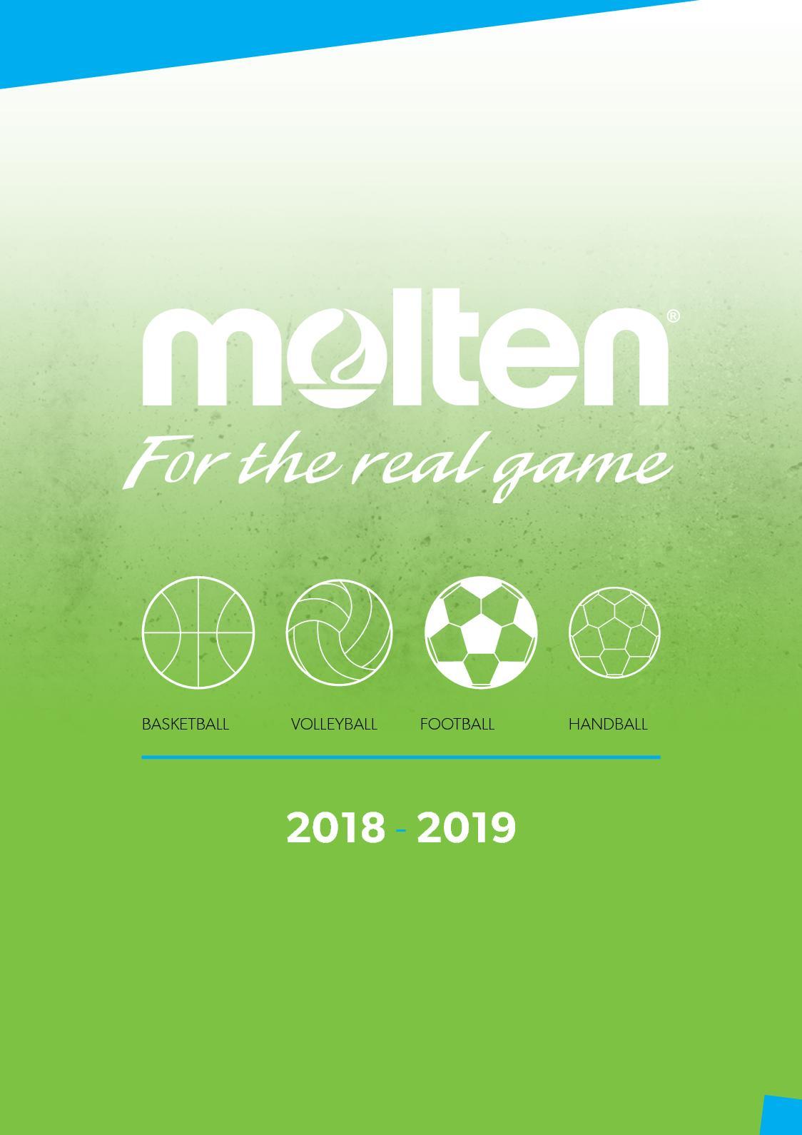 Catalogue Molten 2018-2019 by Libero