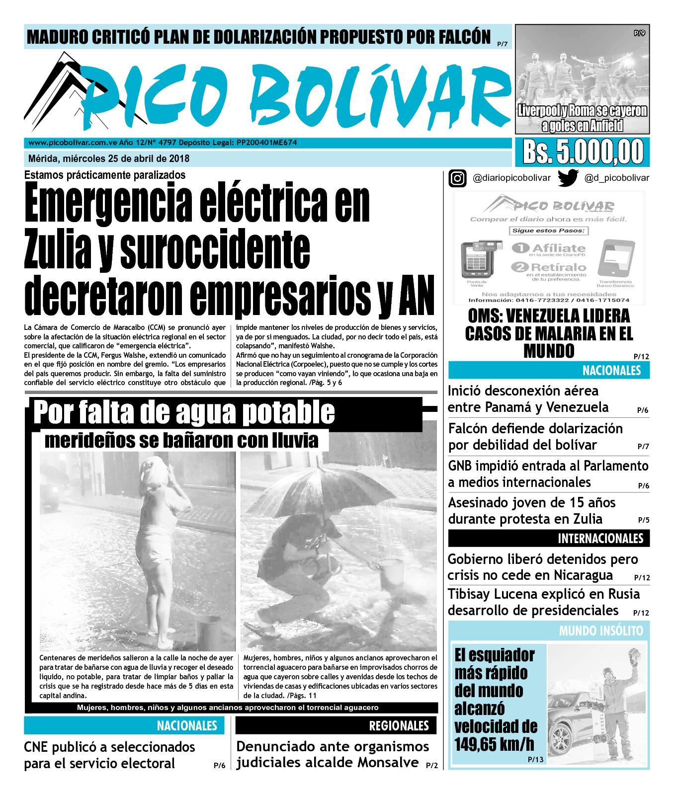 Calaméo - Diario 25/04/2018