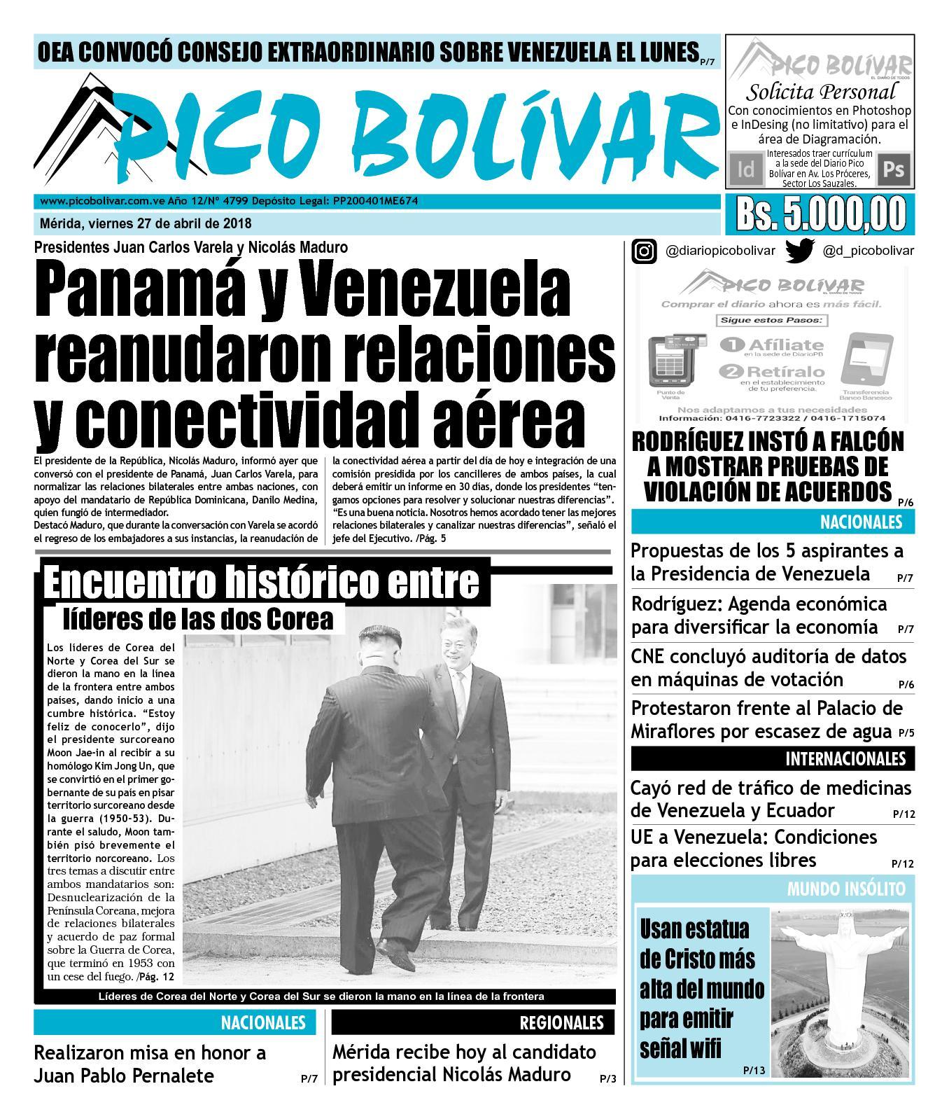 Calaméo - Diario 27/04/2018