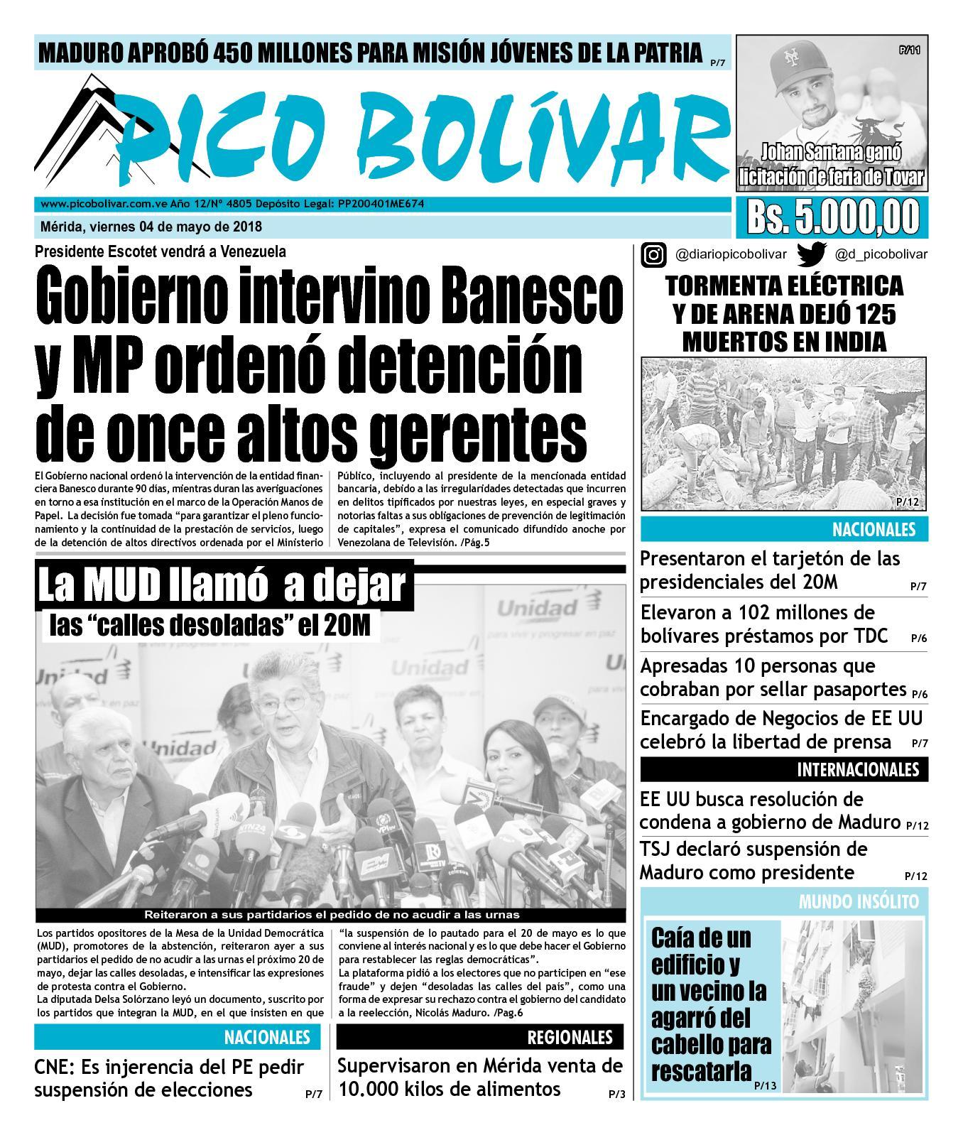 Calaméo - Diario 04/05/2018