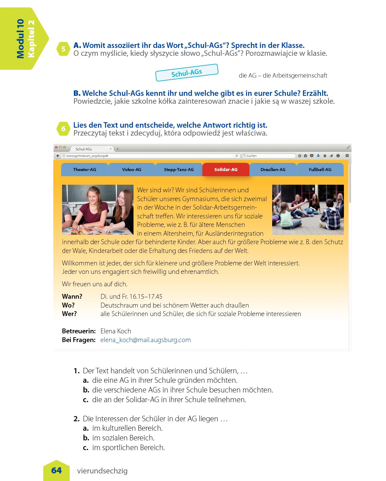 Wir Smart 5. Podręcznik - CALAMEO Downloader