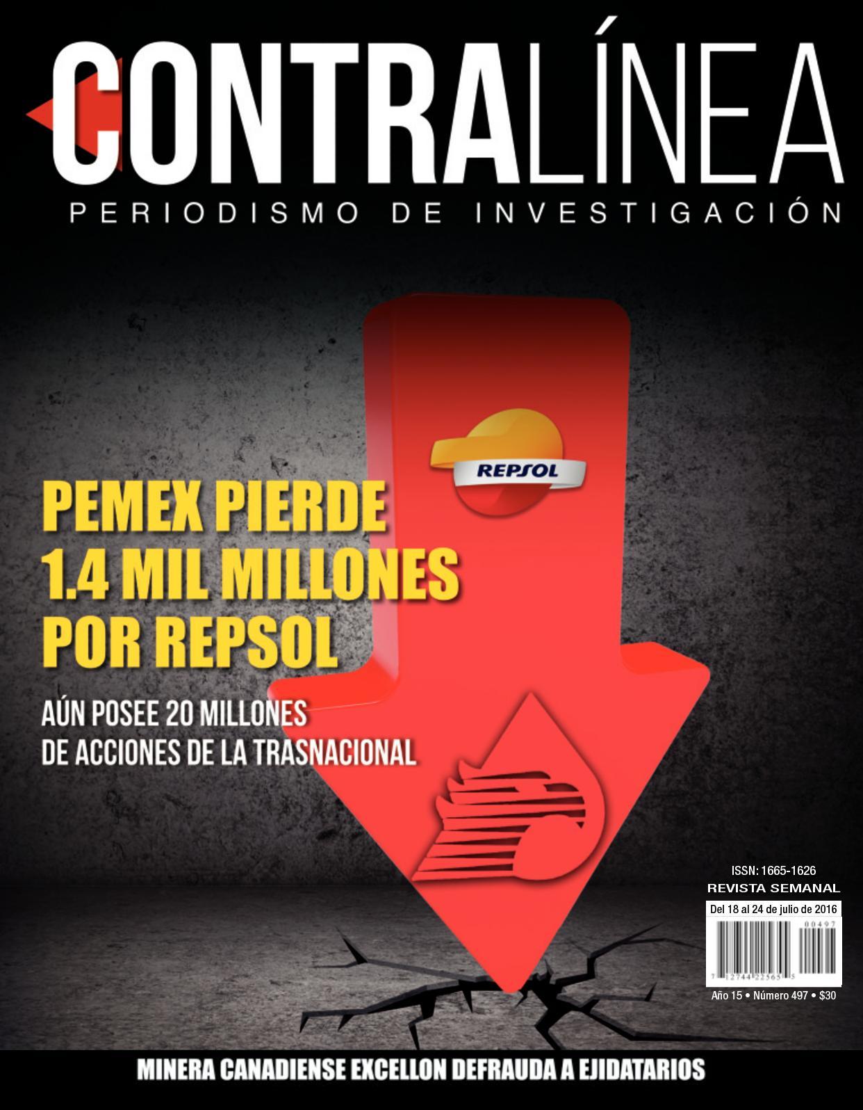 Calaméo - Contralínea 497