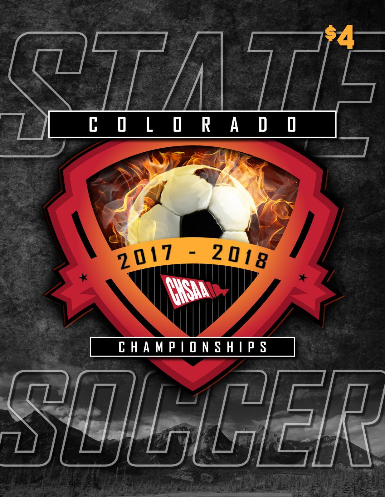 9b4feb1ac Calaméo - 2018 CHSAA Girls Soccer Championships