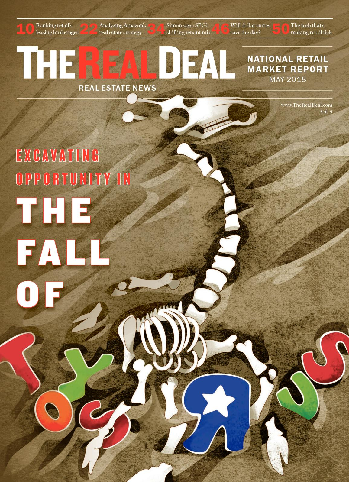 Calamo The Real Deal Retail Supplement 2018 Headway 44 Sign Brown