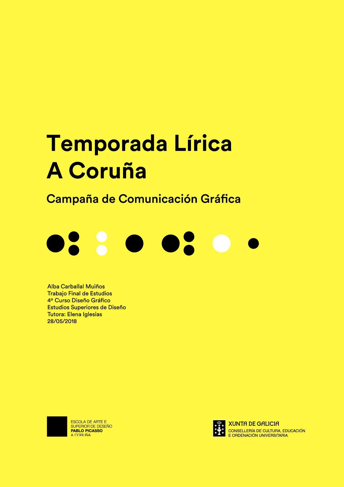 Campaña Comunicación Gráfica -TFE Diseño Gráfico