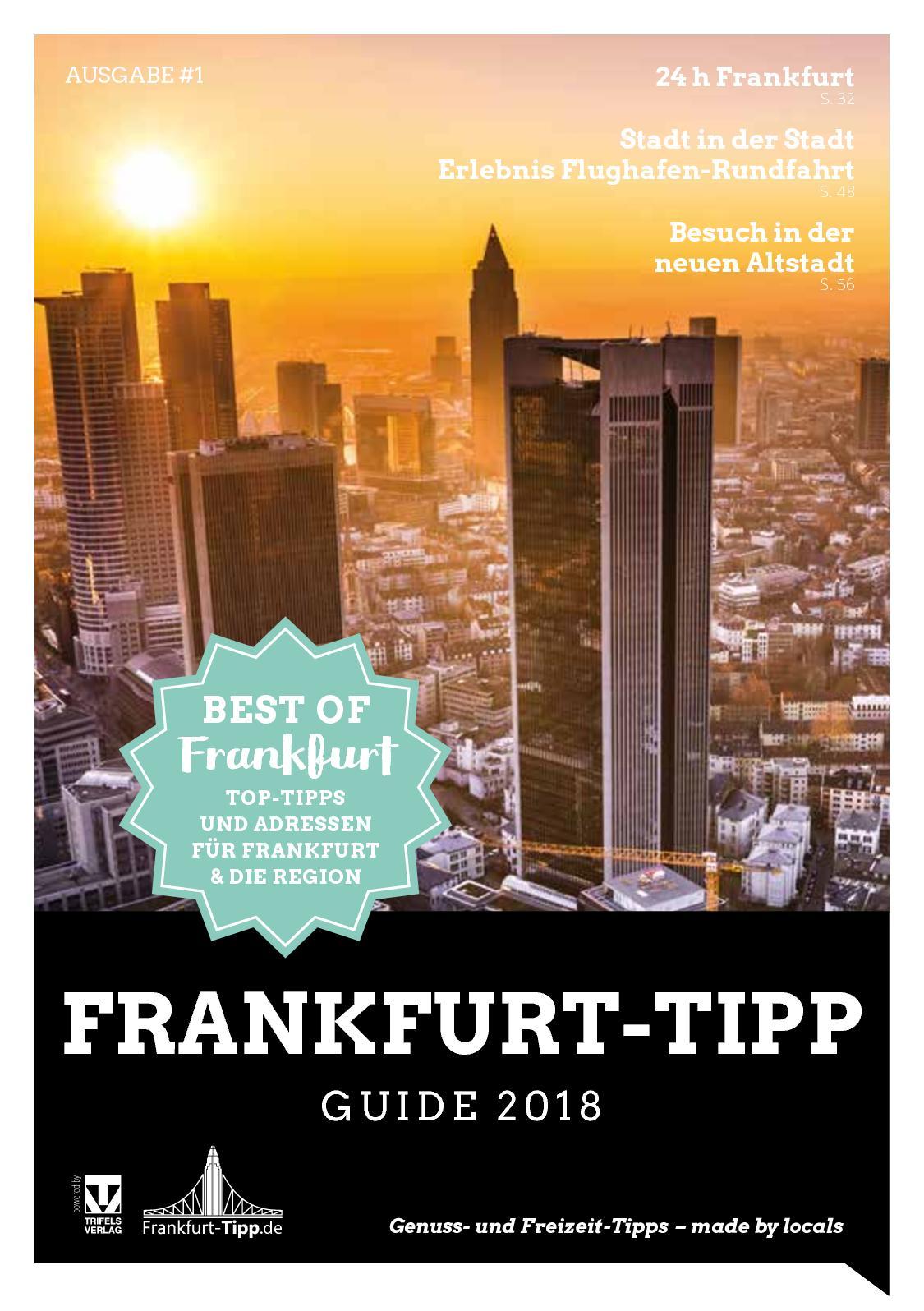 Calaméo - Frankfurt Tipp Guide 2018